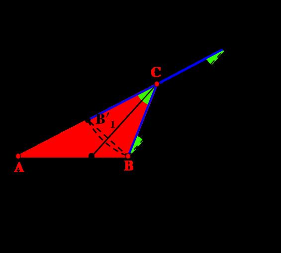bisector theorem angle