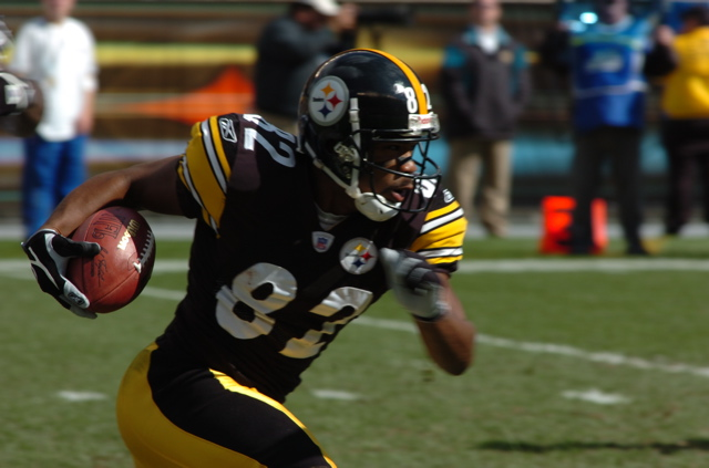 Antwaan Randle El Wont Let His Kids Play Football