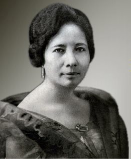 20th-century wife of Philippine President Manuel Luis Quezón
