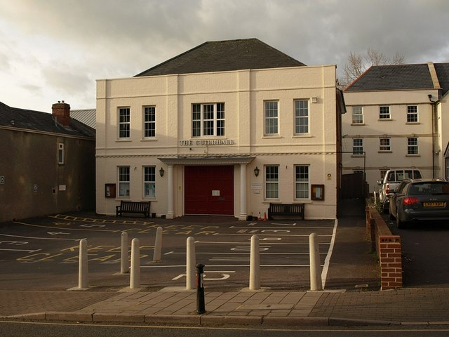 Axminster Guildhall - geograph.org.uk - 1059561