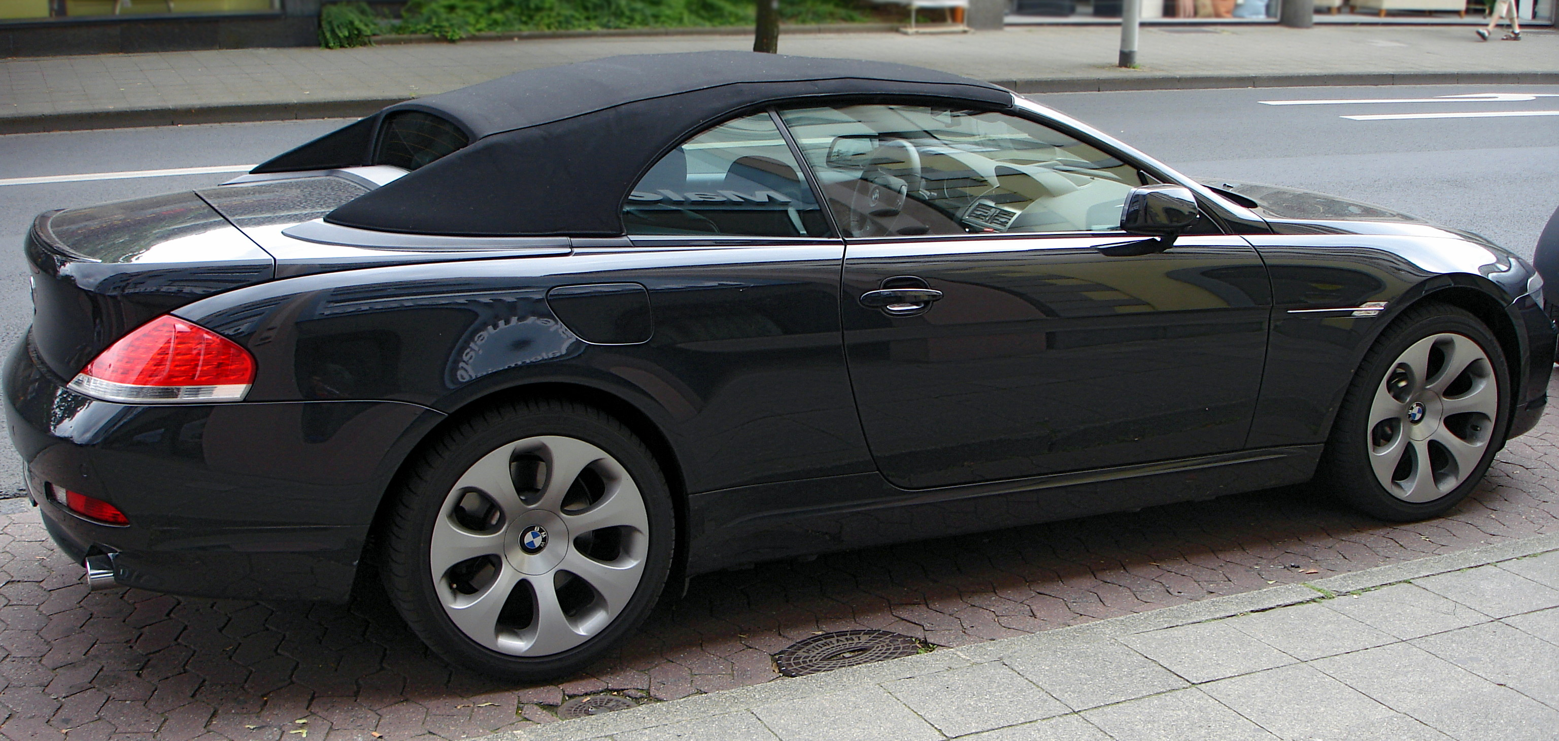 File:BMW 645 E64 side.jpg