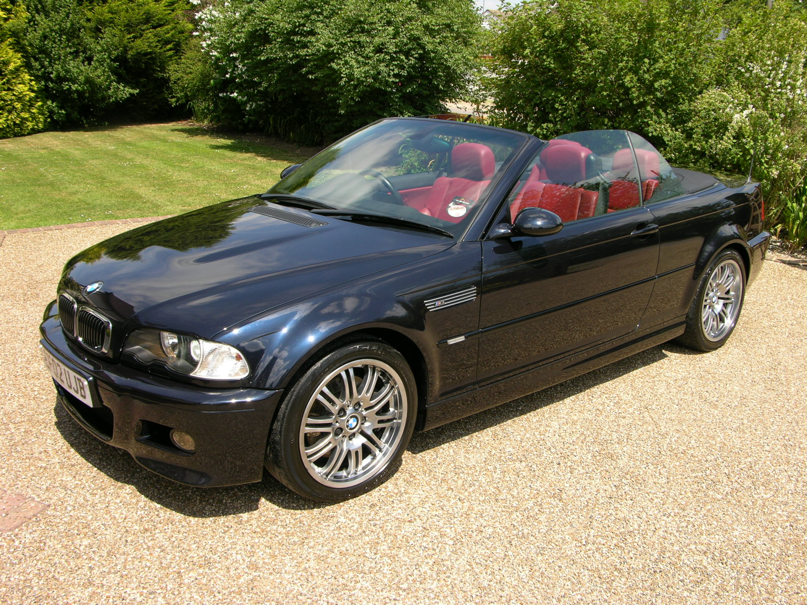 File Bmw M3 E46 Convertible Flickr The Car Spy 17 Jpg Wikimedia Commons
