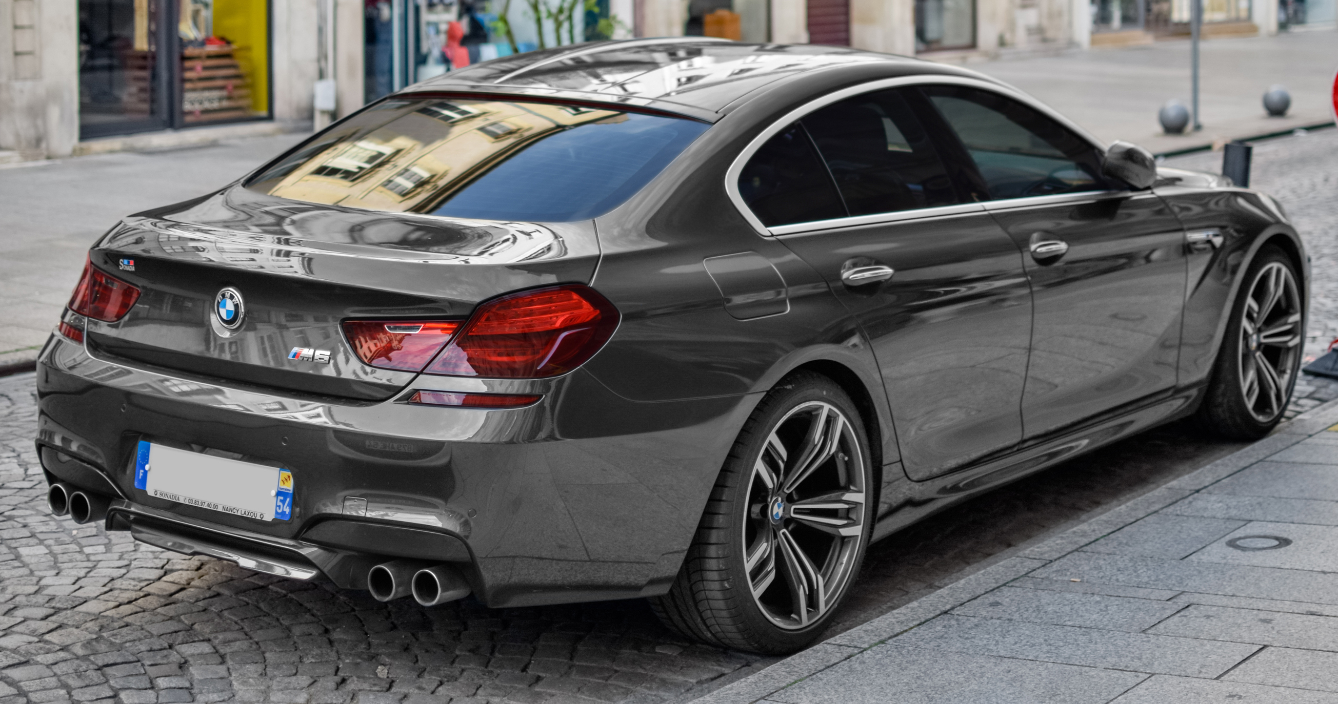 File Bmw M6 Gran Coupé France Jpg