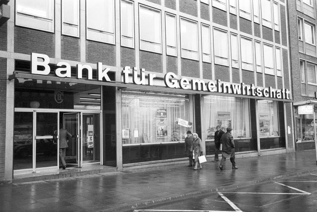 Bank Fur Gemeinwirtschaft Wikipedia