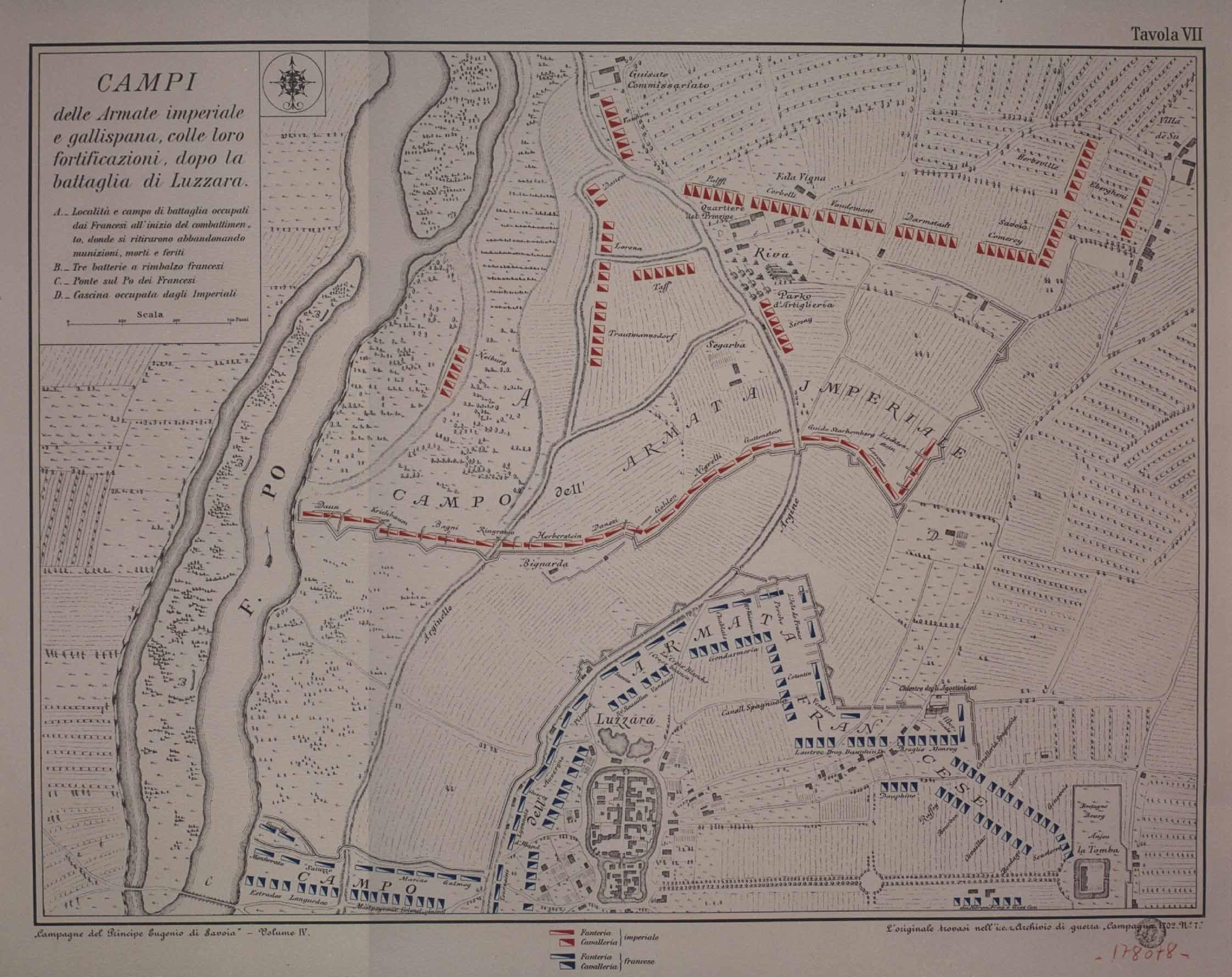 Batalla de Luzzara.