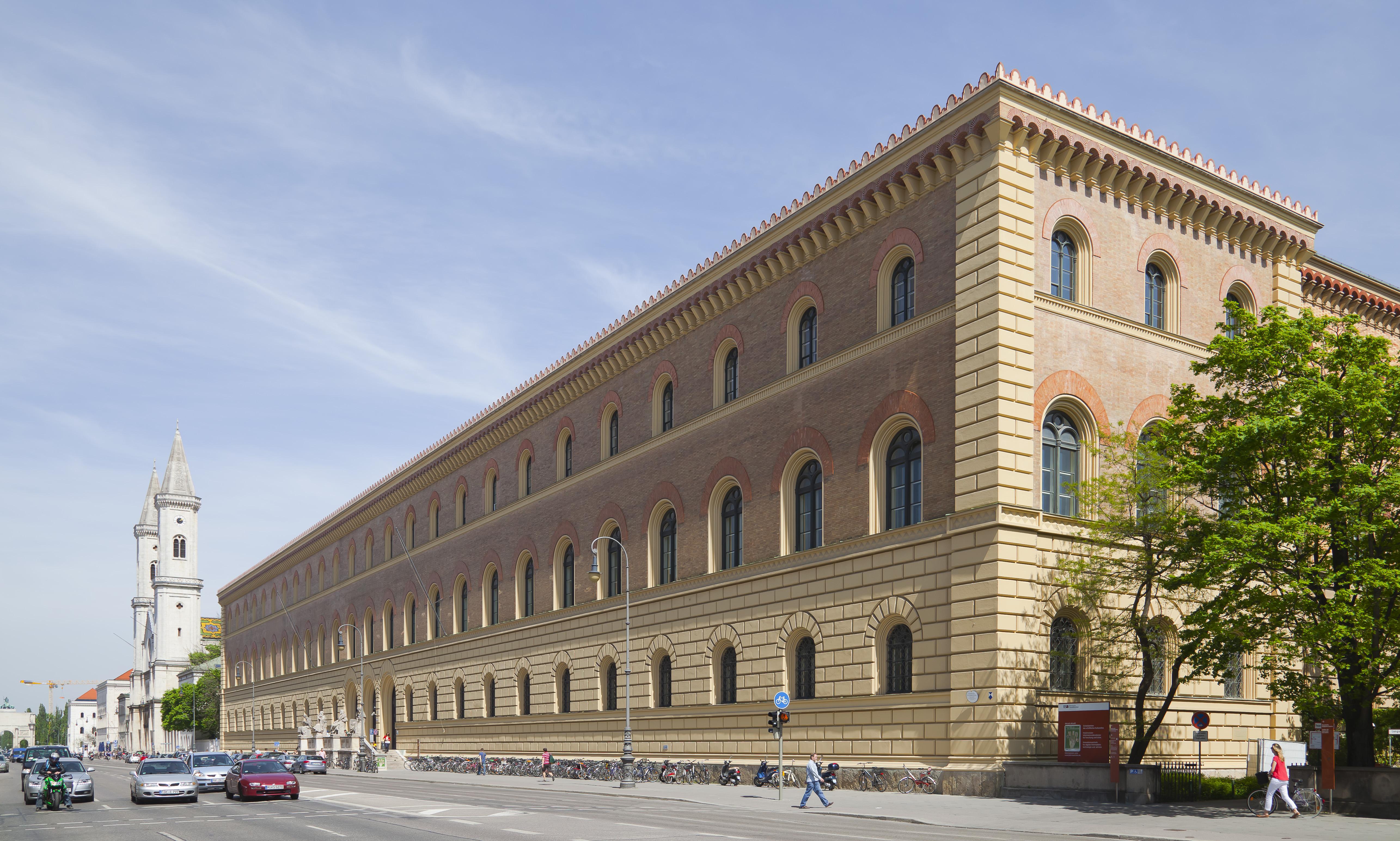 Staatsbibliothek Frankfurt