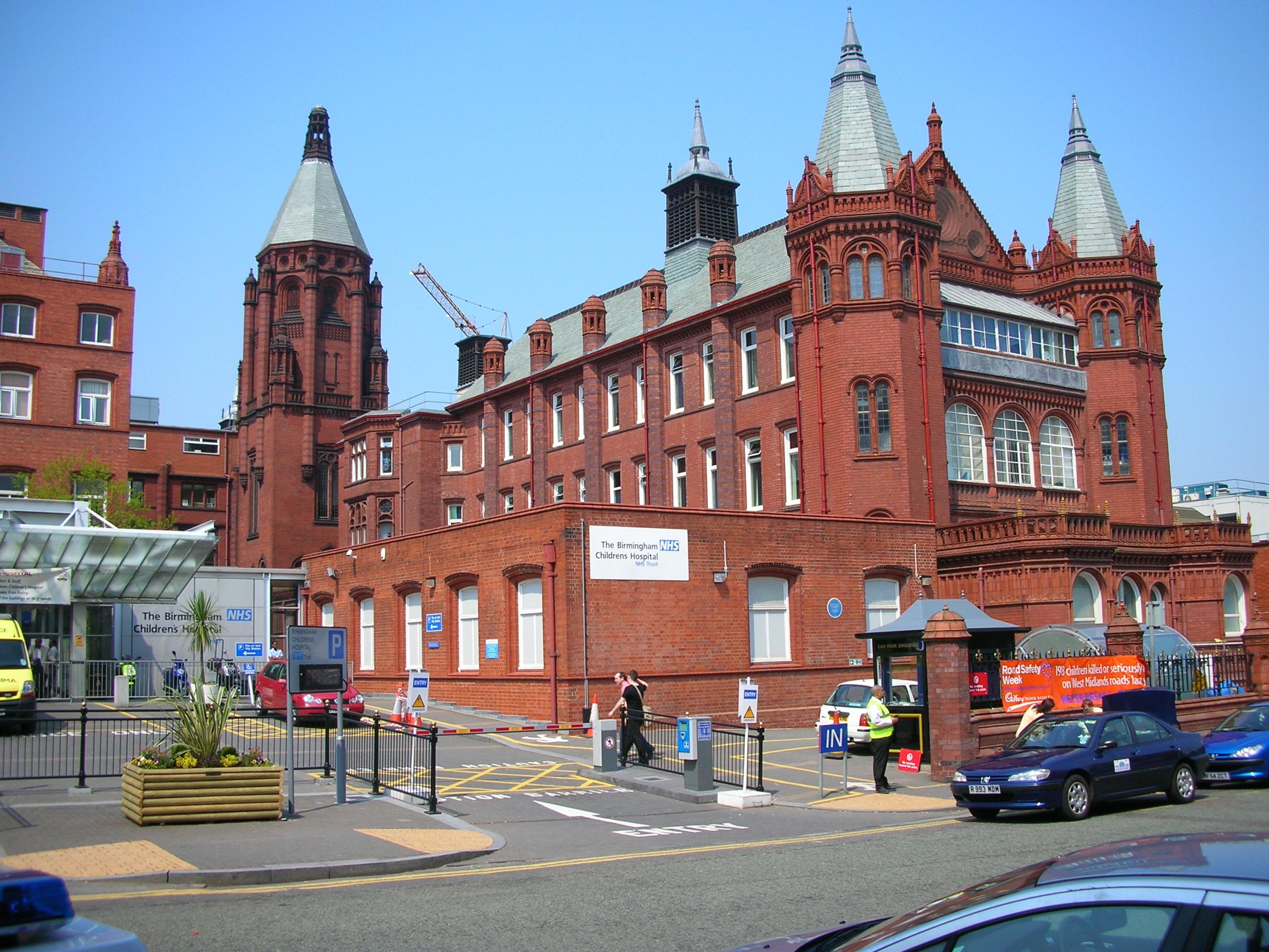 Birmingham Children's Hospital - Wikipedia