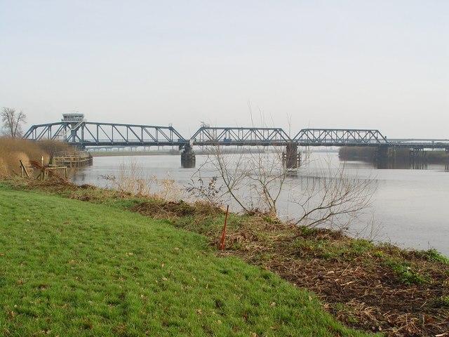 Boothferry Bridge - geograph.org.uk - 555611