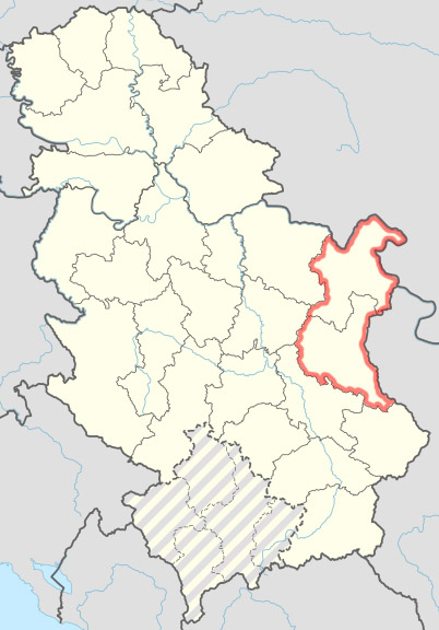 Датотека:Bor District and Zaječar District (Timočka Krajina).jpg