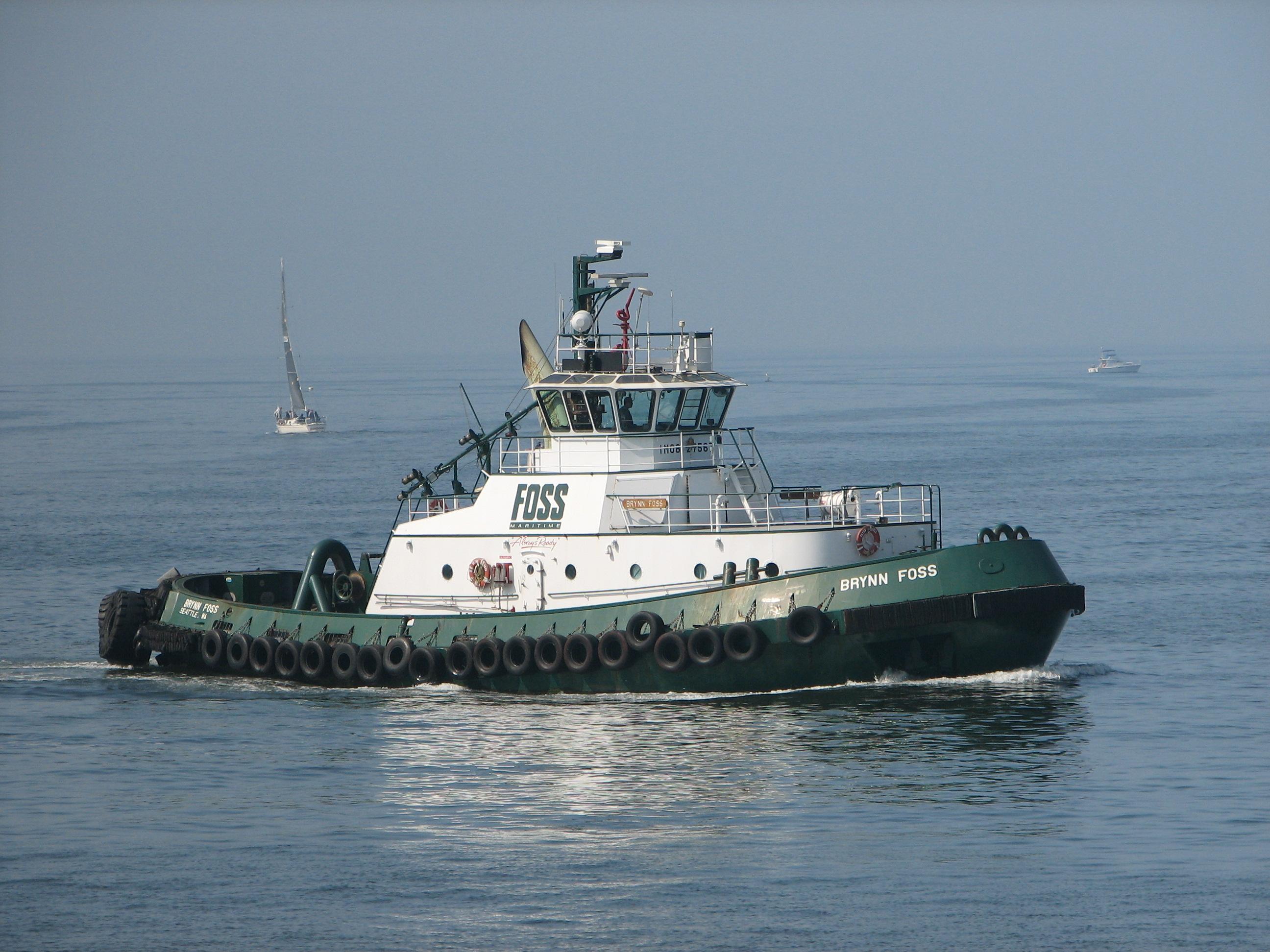 Foss Maritime - Wikipedia