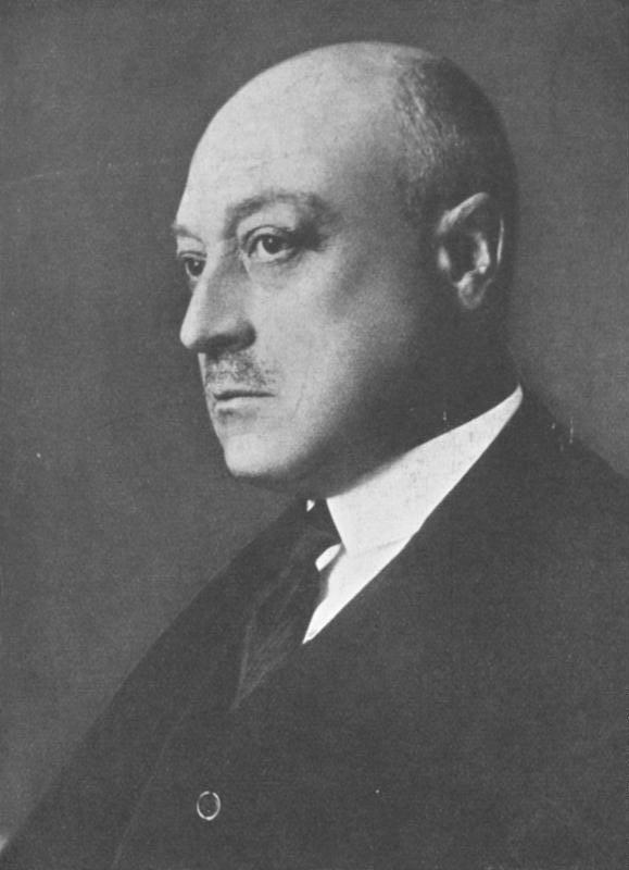 Der Kölner Braunkohle-Unternehmer Paul Silverberg