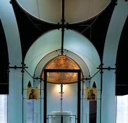 Byzantine Fresco Chapel Wikipedia