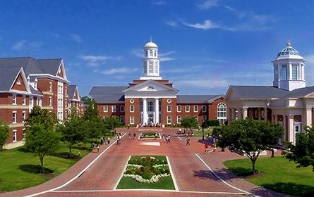 Christopher Newport University Virtual Tour
