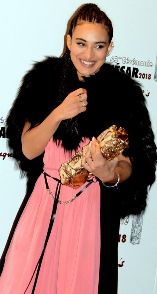 File Camelia Jordana Cesar Du Cinema 2018 Jpg Wikimedia Commons