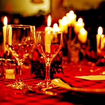 candle light dinner köln