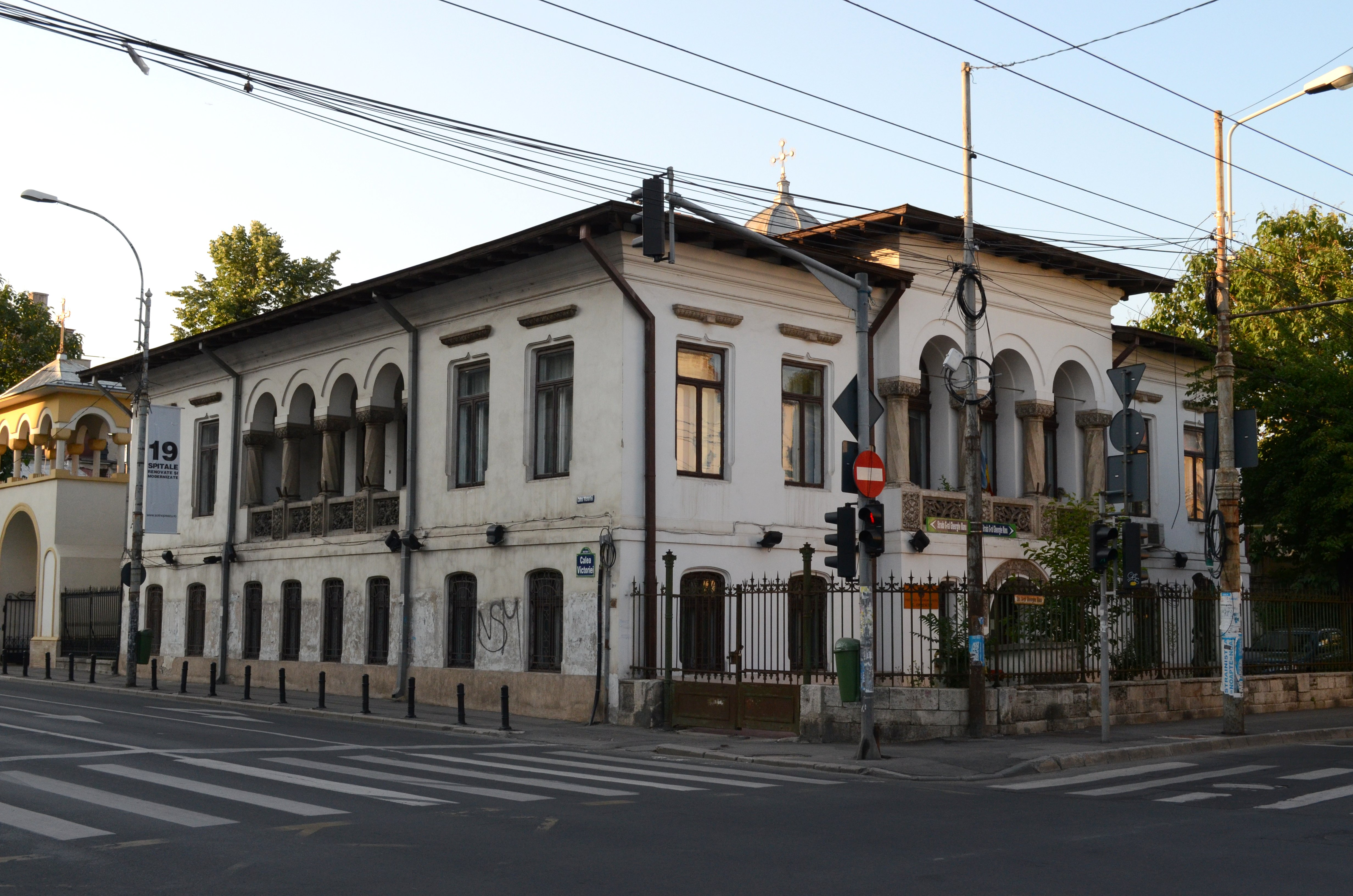 Dissescu House - Walking on Victory Avenue | Bucharest private tour