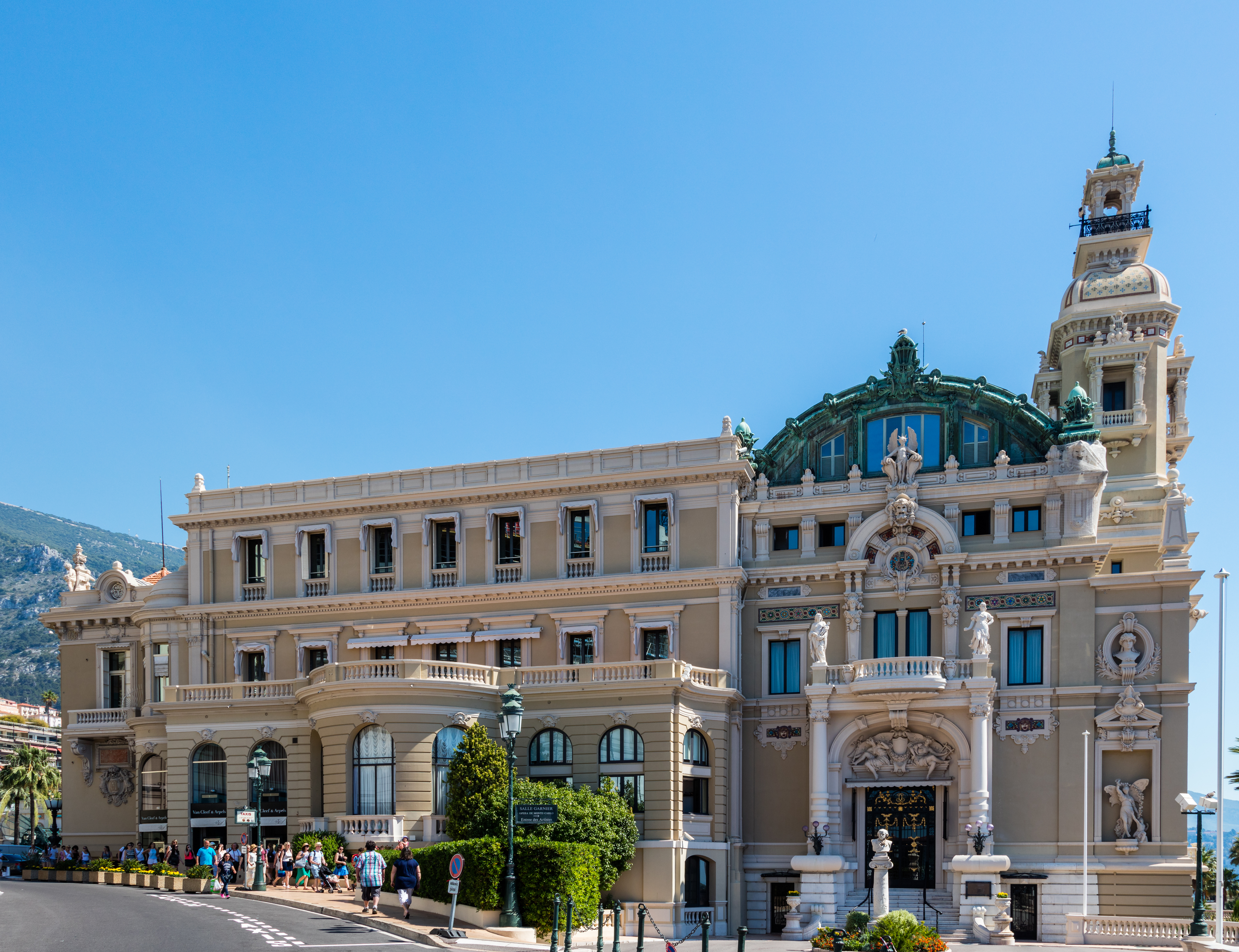Casino De Monte Carlo >> Opera De Monte Carlo Wikipedia