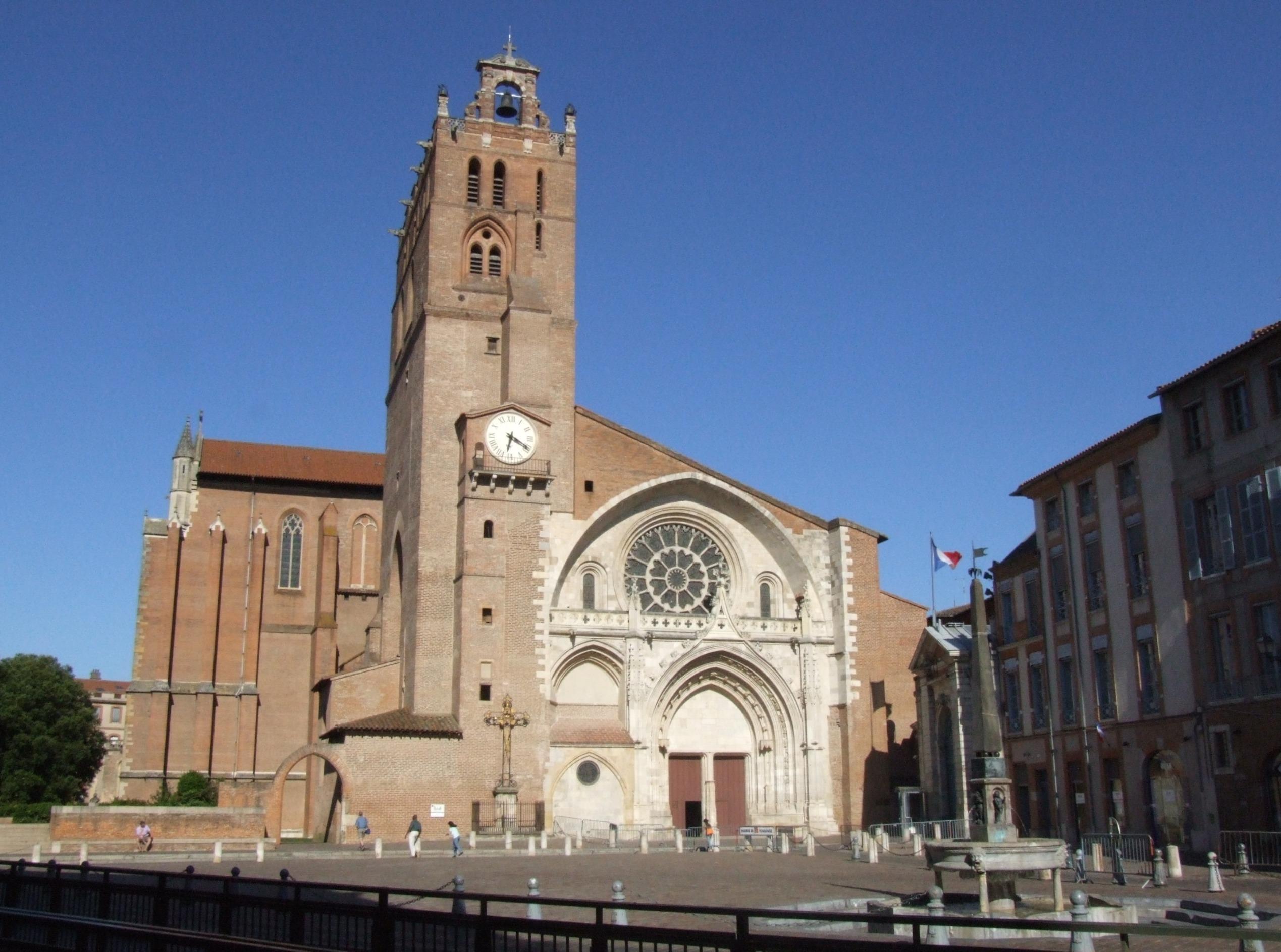Toulouse Saint Etienne Restaurant  Plats Accord Mets Et Vins