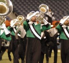 The Cavaliers, a DCI World Class member corps and seven-time World Champion.