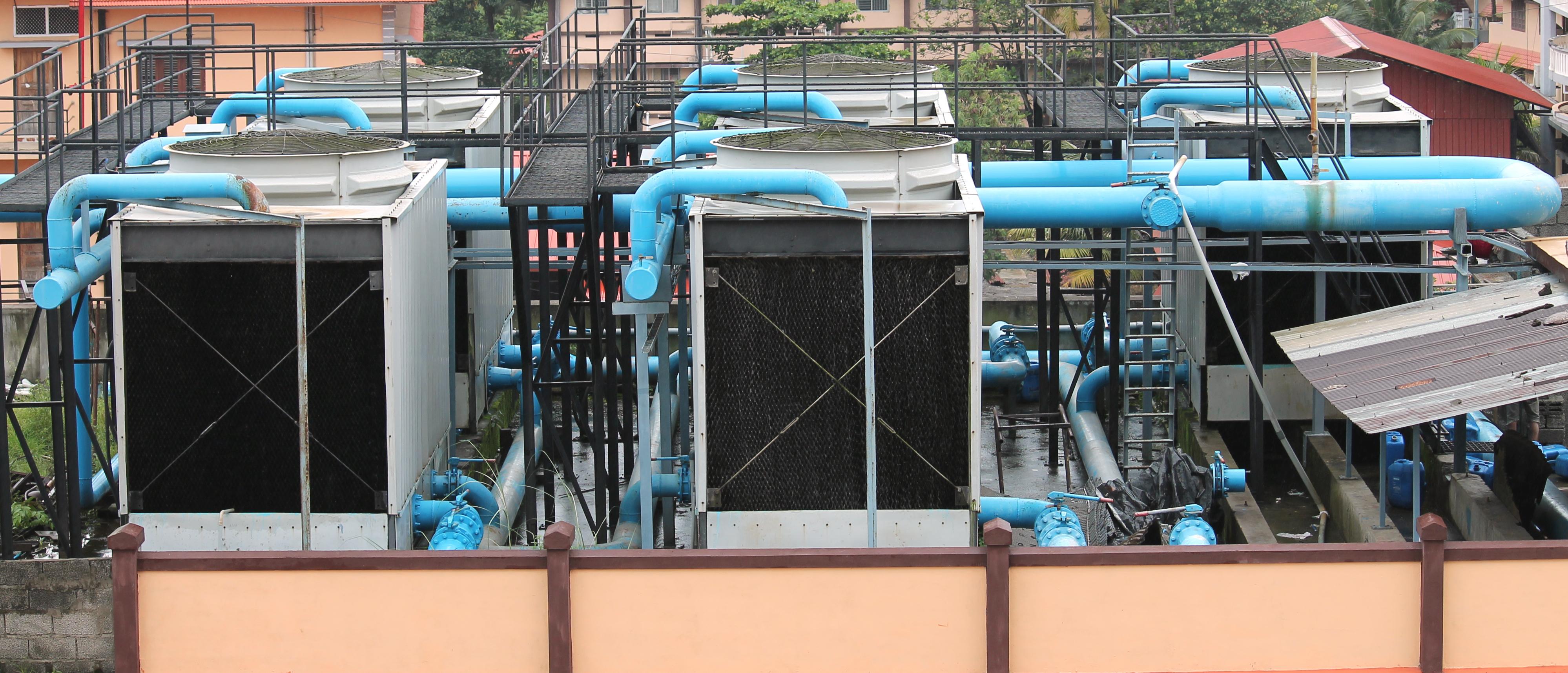 Description Centralized Air conditioning.jpg #BB5510
