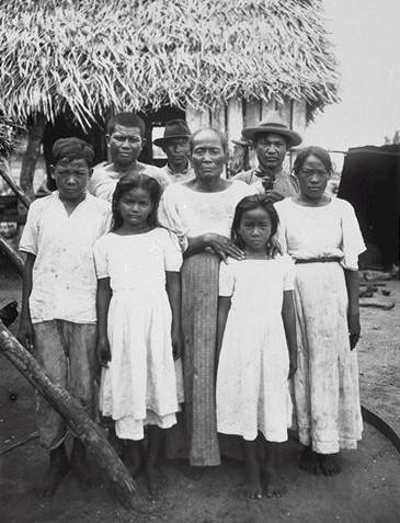 Marianas People