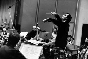 Charles Dutoit Swiss conductor