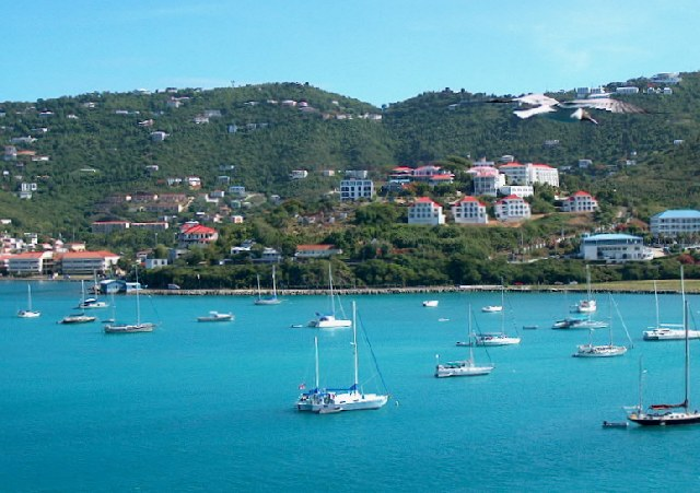 St Thomas Virgin Islands Weather July