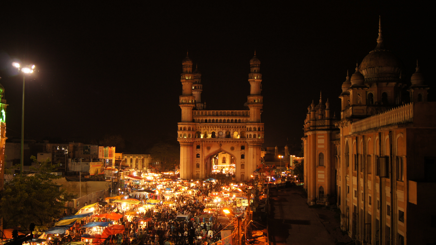 Banquet halls in Hyderabad near Laad Bazaar