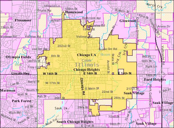 Chicago Heights Illinois  Familypedia