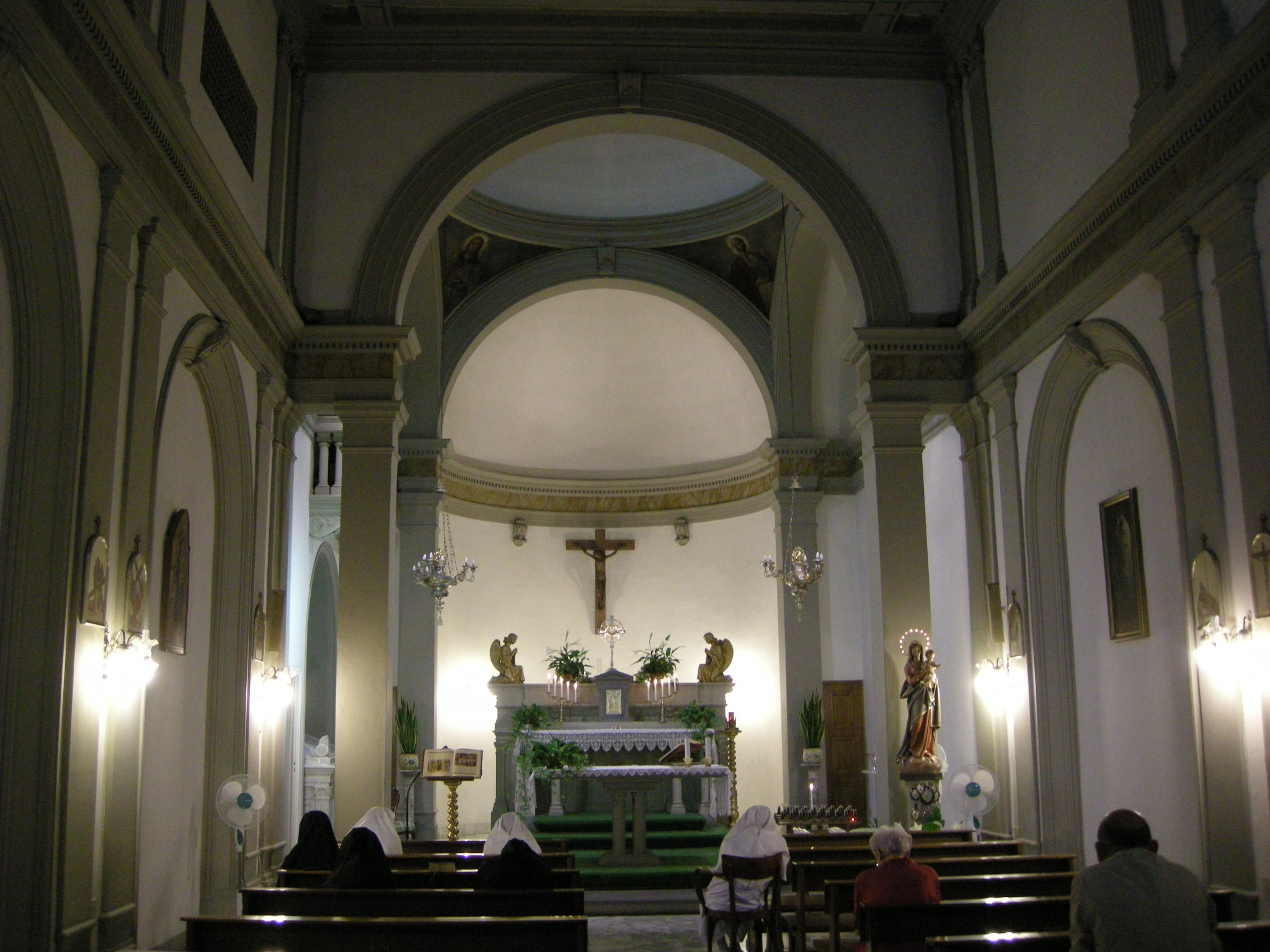 File chiesa di san giuliano fi interno jpg wikipedia for B b interno 8