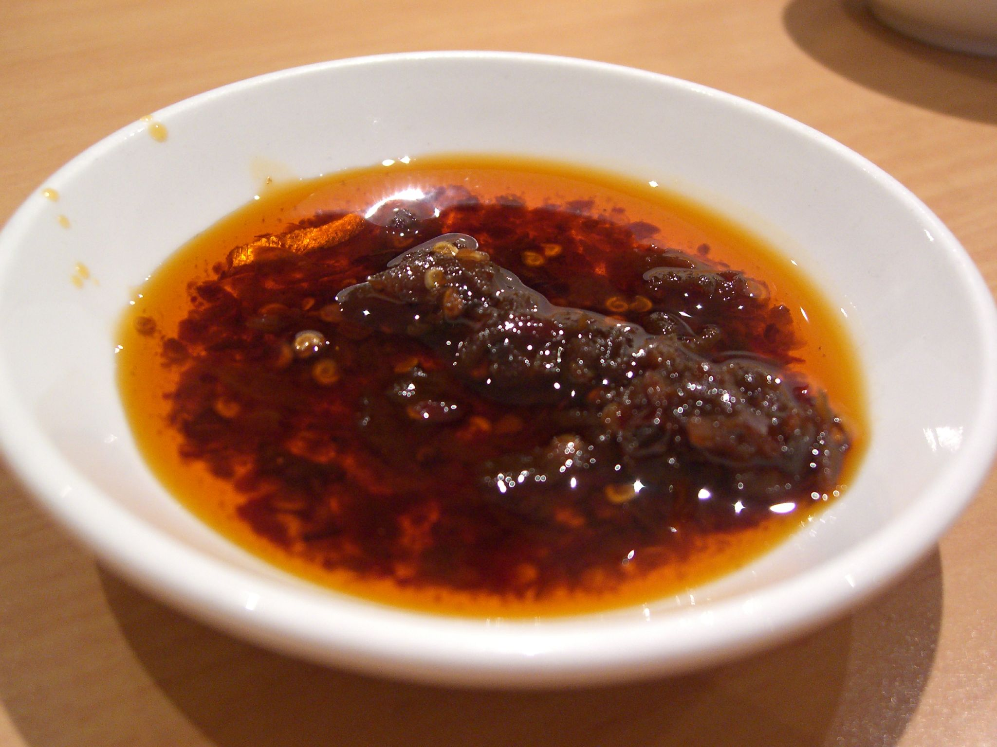 Brown bean sauce is a thick, salty brown sauce made from whole or ...
