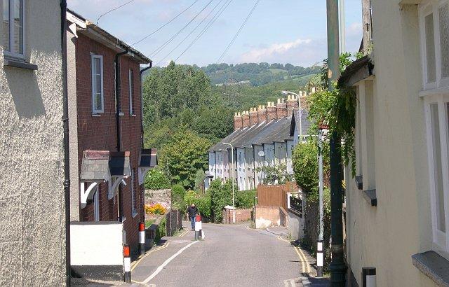 Clapper Lane, Honiton - geograph.org.uk - 46350