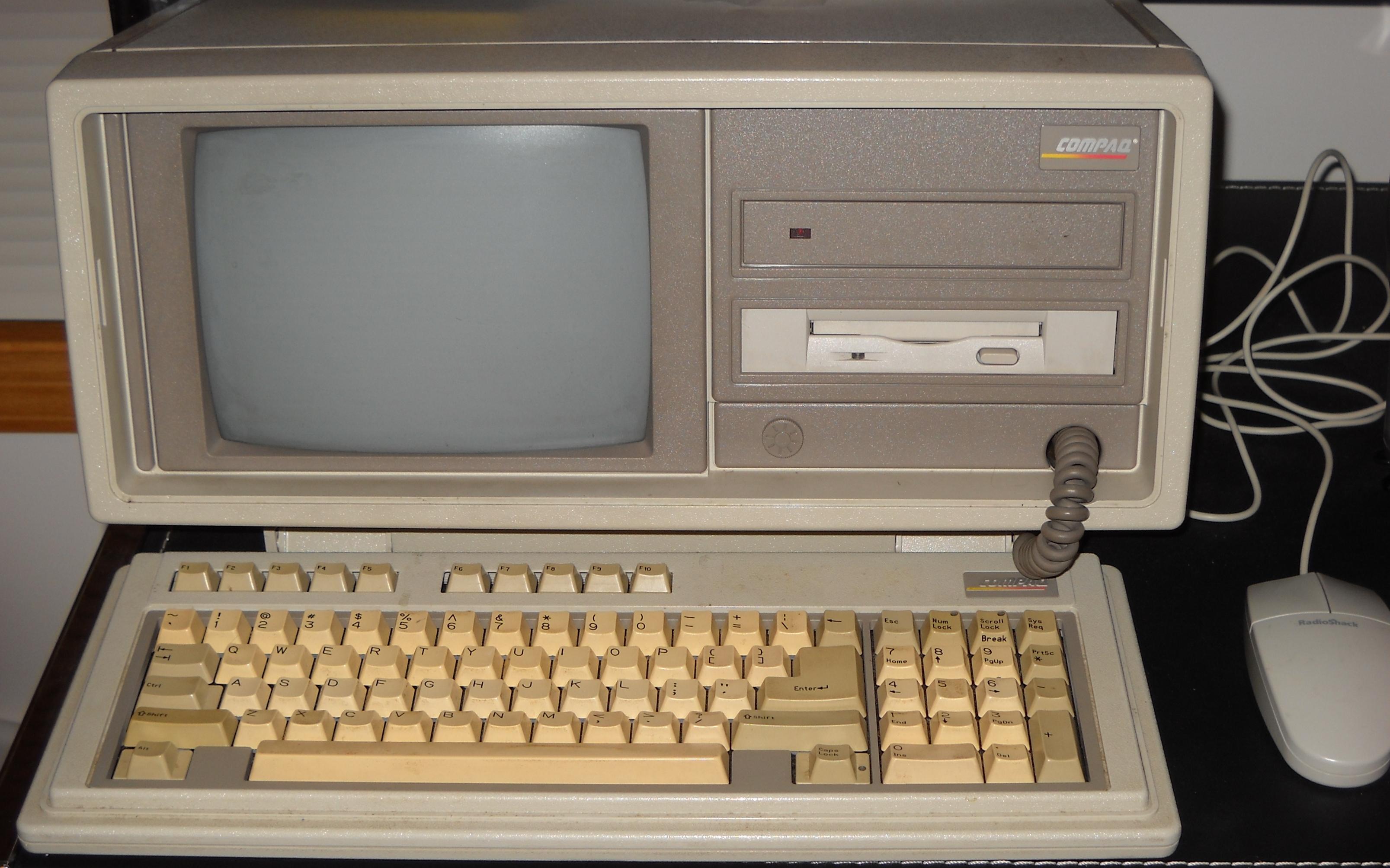 Compaq Portable II - Wikipedia