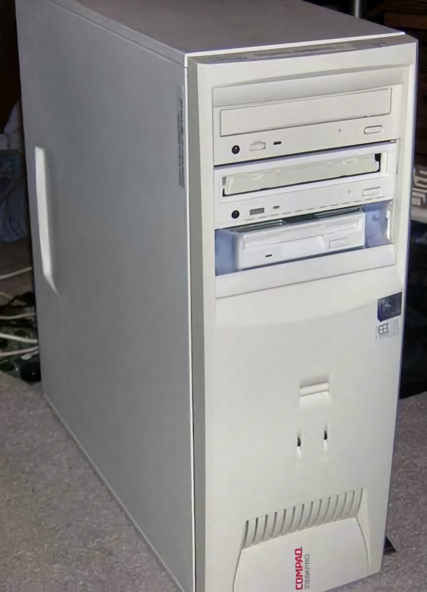 Compaq Deskpro Wikipedia