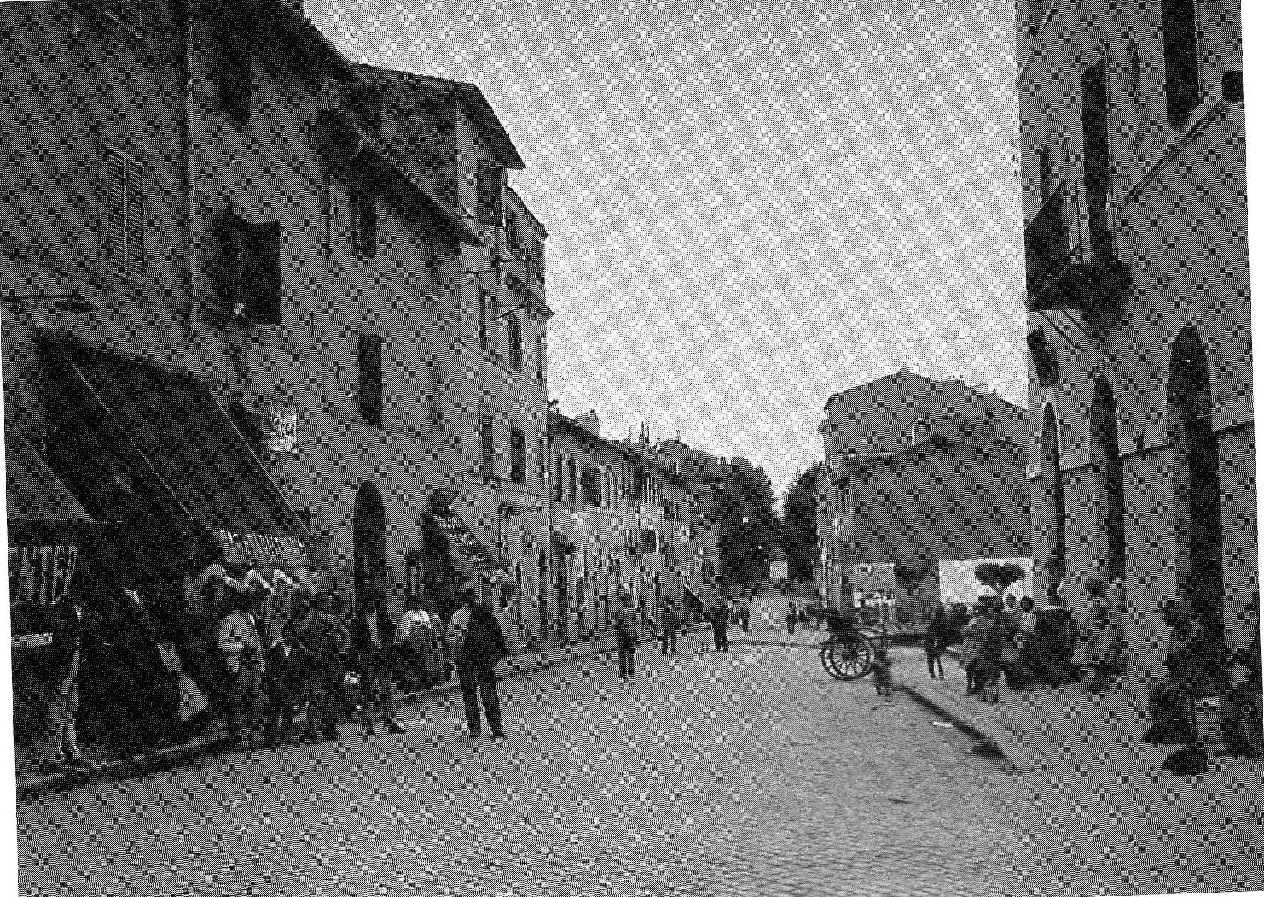 Piazza Santa Lucia Villa Santa Lucia