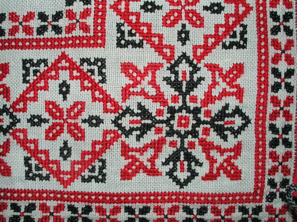 English Meval Embroidery