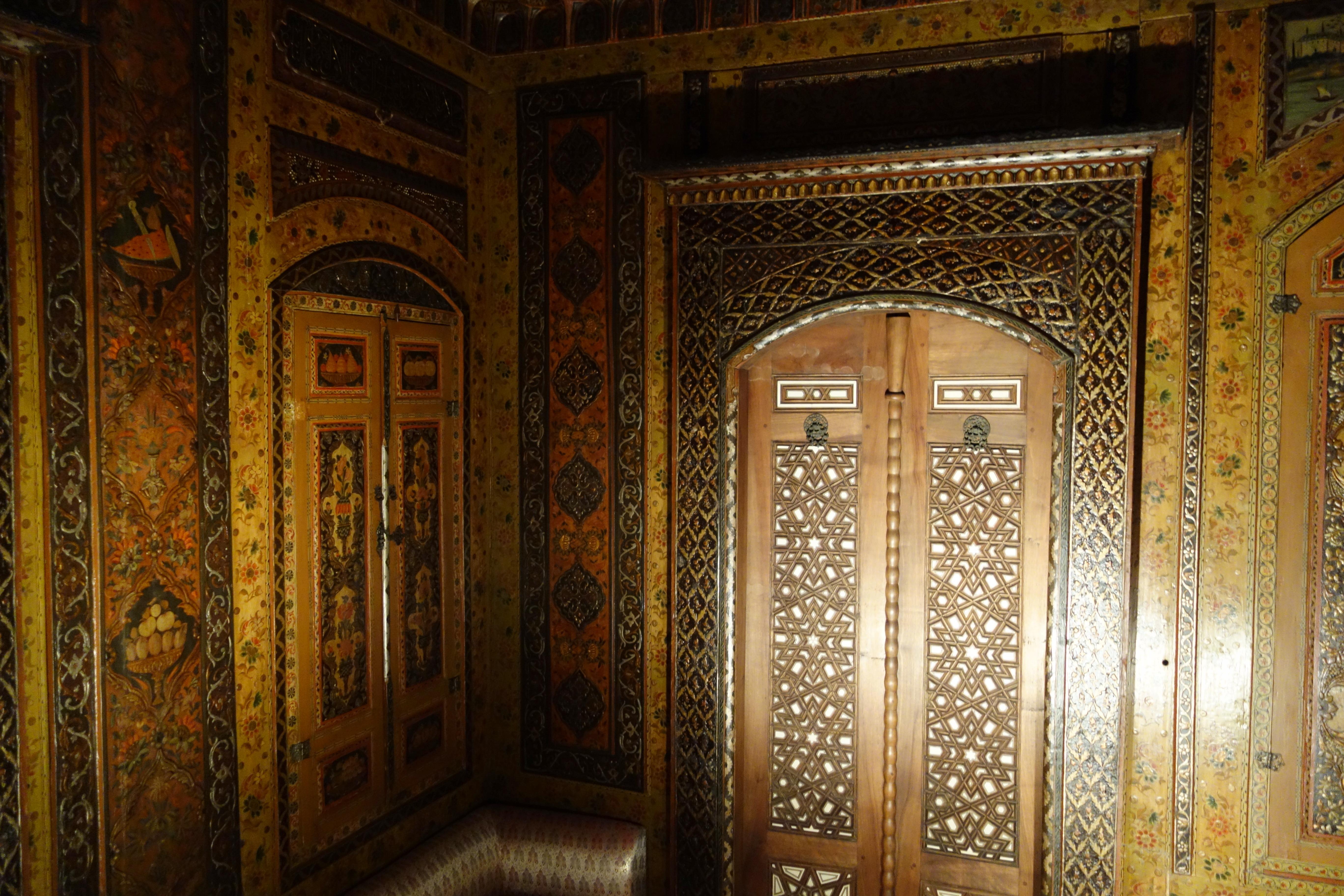 File Damascus Room View 3 Damascus Syria Ottoman Era