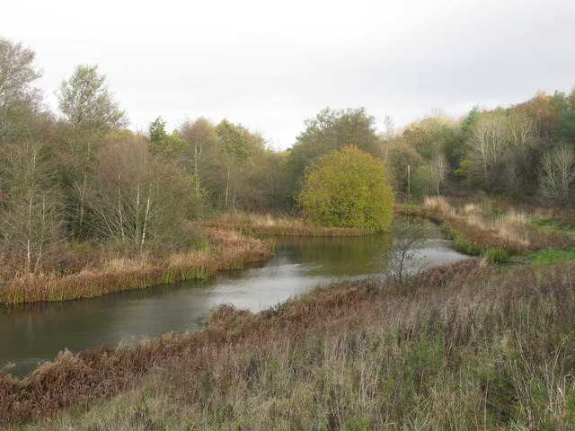 Darnley Mill Country Park (geograph 3740441)