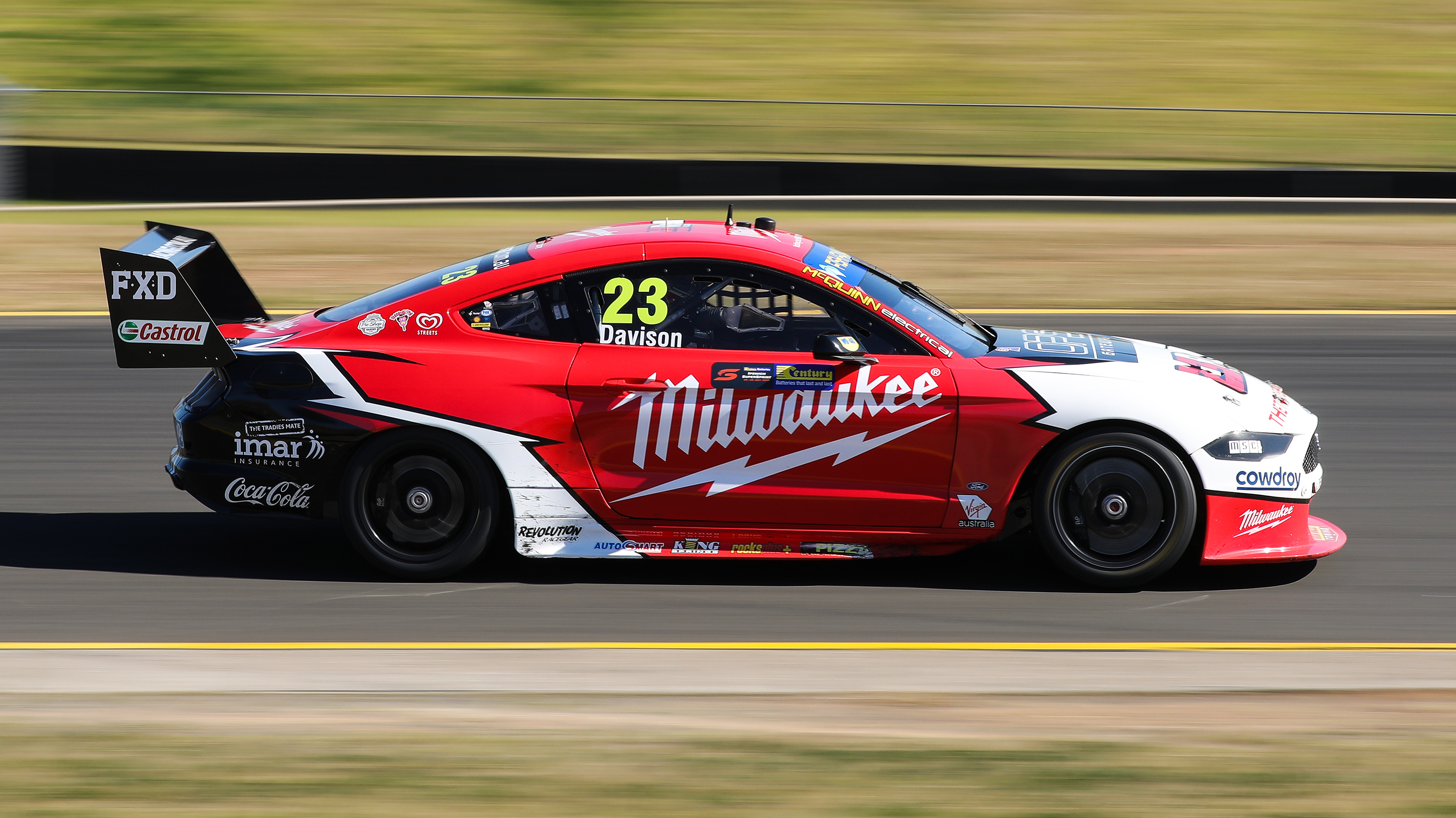 Bet On The 2021 Supercars Championship
