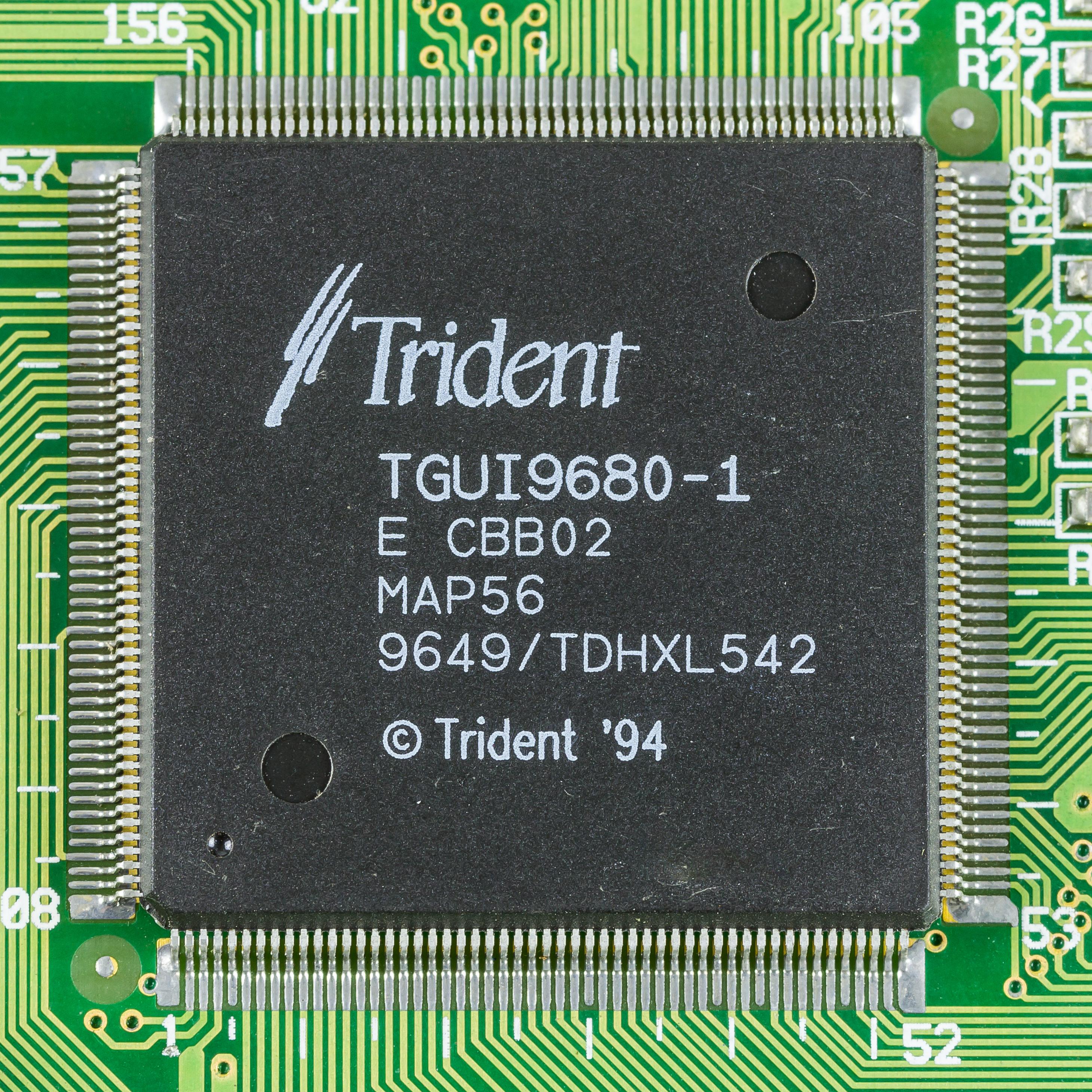TRIDENT TGUI9680-1 DESCARGAR CONTROLADOR