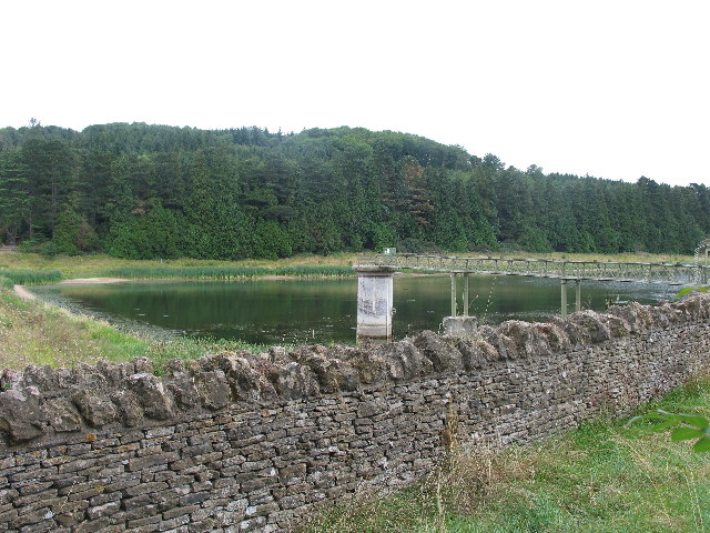 Dowdeswell Reservoir - geograph.org.uk - 43900
