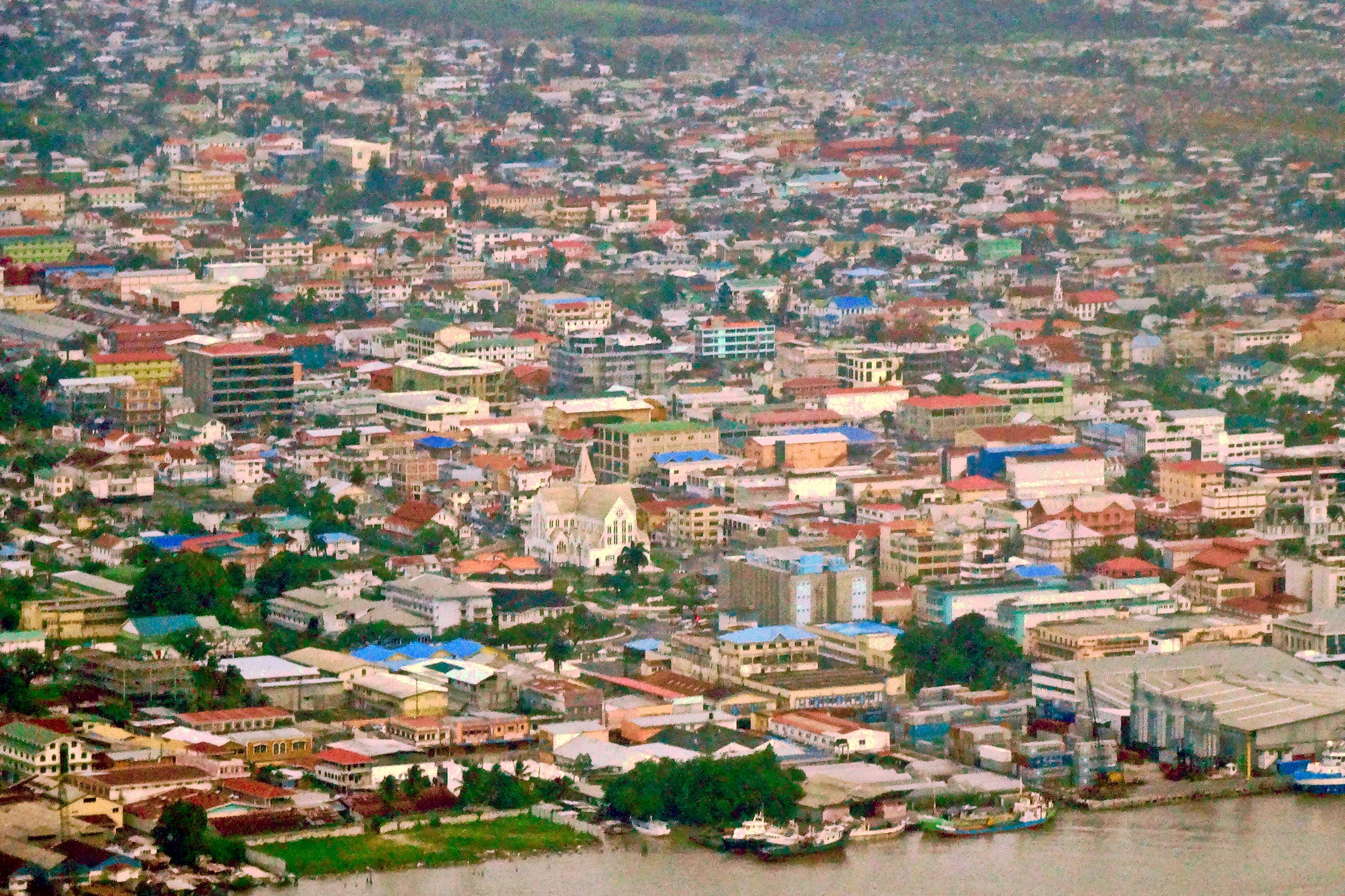 Filedowntown Georgetown Guyana Jpg