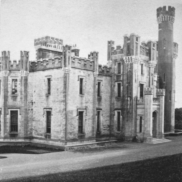 Dromore Castle