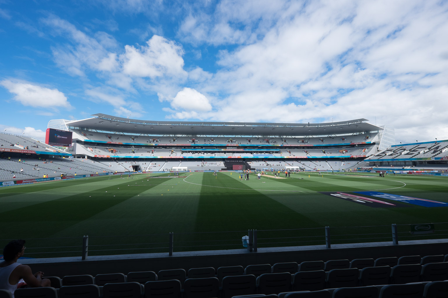 File:Eden Park, Auckland, South Stand.jpg - Wikimedia Commons