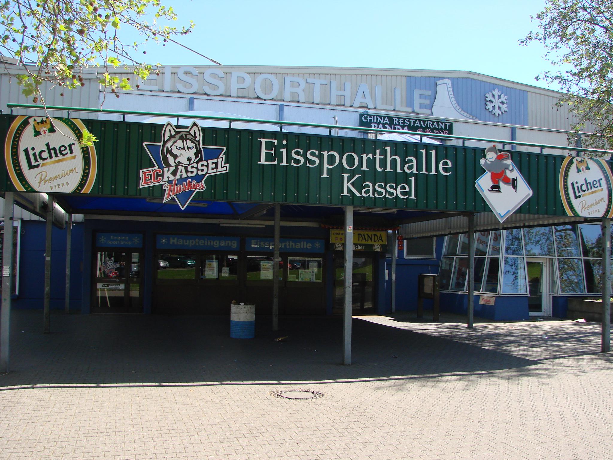 Eishalle Kassel