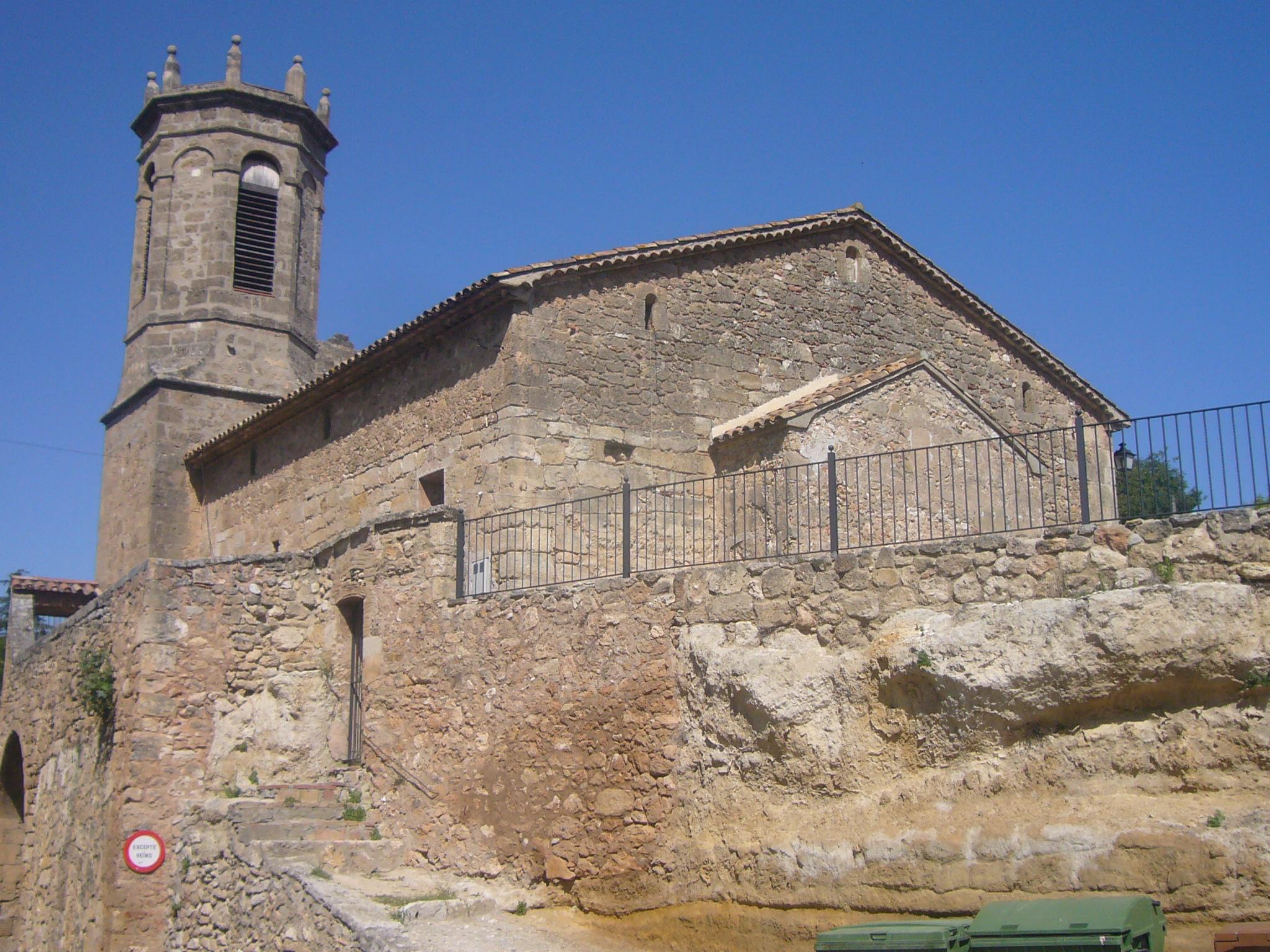 Església de Sant Joan Baptista (la Torre de Claramunt) 1.JPG