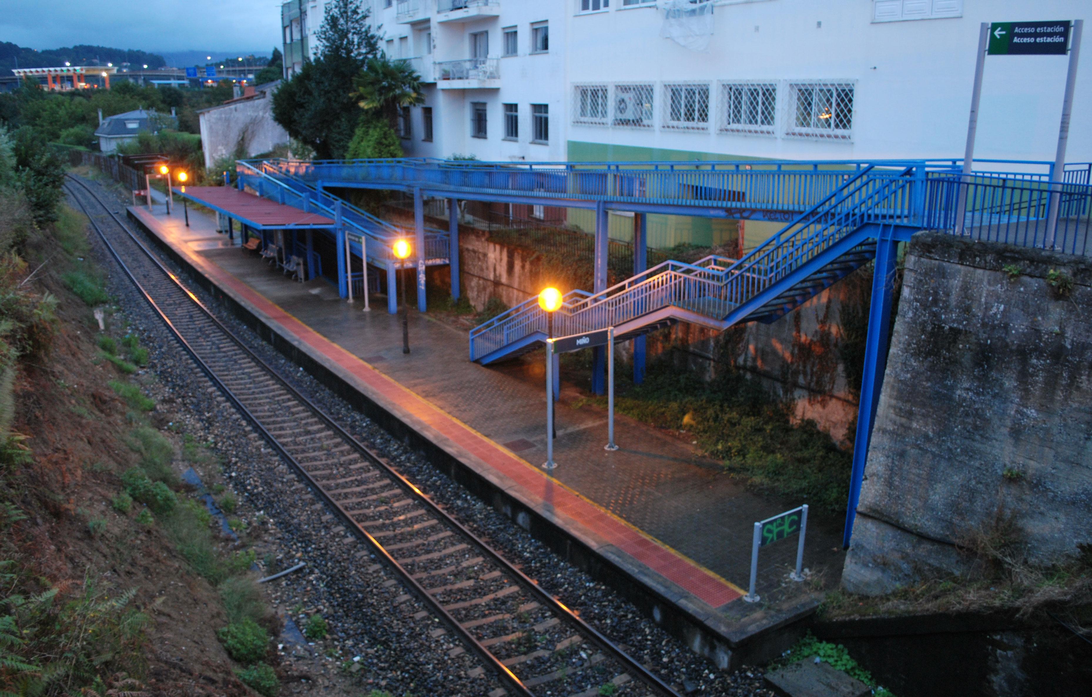 Estación de Miño-Castro