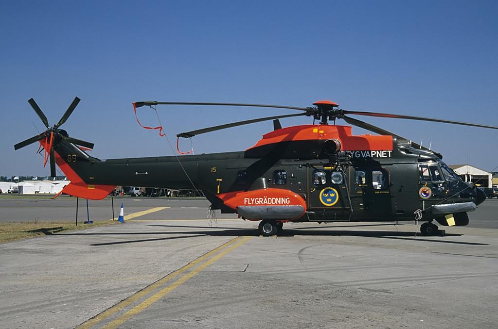 helikopter stockholm