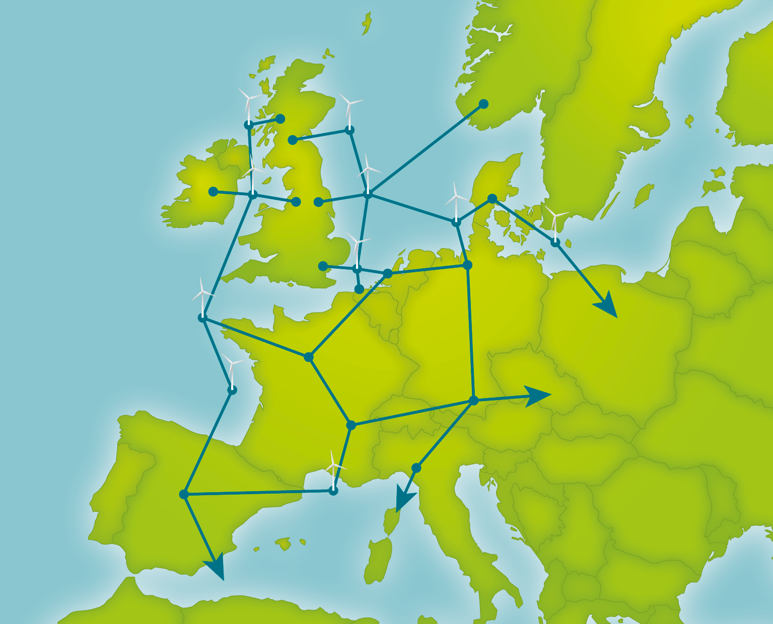 Image result for supergrid europe