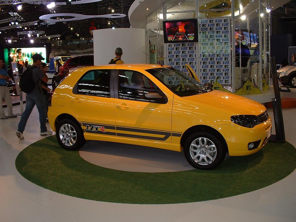 Fiat Palio 2008 Pictures